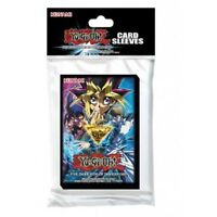 Yugioh Dark Side Of Dimensions Card Deck Tournament Sleeves 50ct Sealed Konami