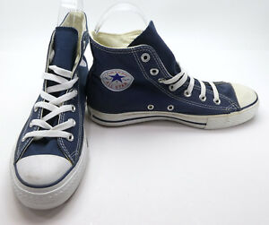 Converse Shoes Chuck Taylor Mid All Star Navy BlueWhite