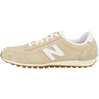 NEW Balance U 410 SD SCARPE BEIGE WHITE u410sd Unisex Sneaker ML WL 574 420 396