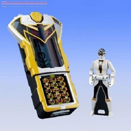 BANDAI Gokaiger Sentai Gokai Cellular Téléphone Mobile /& Key Power Ranger Kaizoku