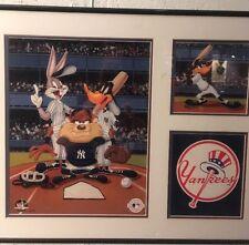 NY Yankees Looney Tunes Litho #10