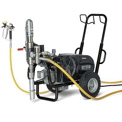WAGNER HeavyCoat HC 950 E SSP Spritzgerät Airless NEU Spachtelgerät Kolbenpumpe
