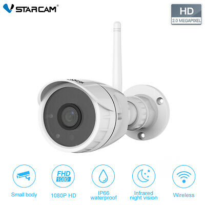 Vstarcam C17S 1080P IP67 Outdoor IR Night Vision Wireless Security Bullet Camera