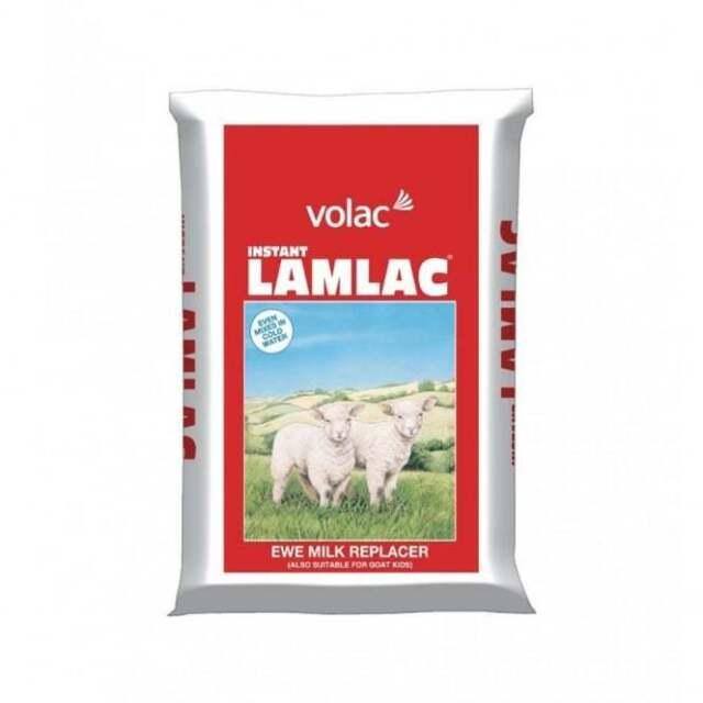 Volac Lamlac Lamb Milk Replacer Powder Also For Goat Kids X 5 Kg