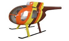 MD 500D Magnum GFK RUMPF 600 / 50 Heli zB. T-Rex Goblin Logo Heliartist fuselage