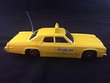 Dinky Toys Meccano LTD 278 Plymouth Gran Fury Taxi England