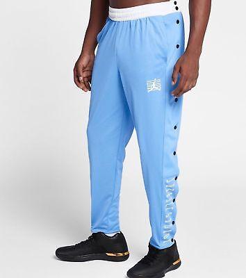 Nike XL Men/'s  Air Jordan 11 RETRO  Tearaway Sweatpants NEW $75  AH1551 412 Blue