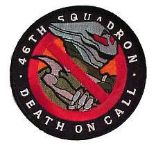 Space 2063 - Above & Beyond - 46th Squadron - Patch - Uniform Aufnäher