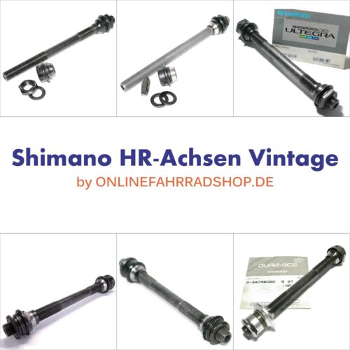 Shimano Achse für FH-1055 FH-1056 Ultegra FH-6400 Dura Ace FH-7700 FH-7800 Nabe