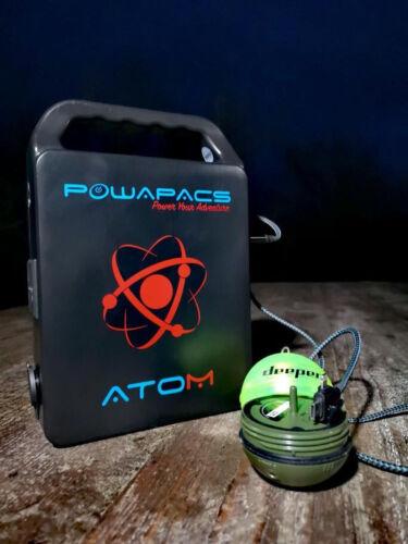 NEUF * Powapacs Atom 60//78 Panneau solaire 60 W-Pêche à La Carpe Matériel