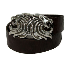 Perpetual-Vogue-Italian-Leather-Belt-with-Silver-Plated-Lions-Head-Buckle