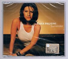 LAURA PAUSINI SURRENDER CD SINGOLO SINGLE  cds SIGILLATO!!!