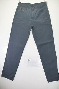 Wrangler-Stretch-Cod-M1558-tg50-W36-L34-vaqueros-usado-azul