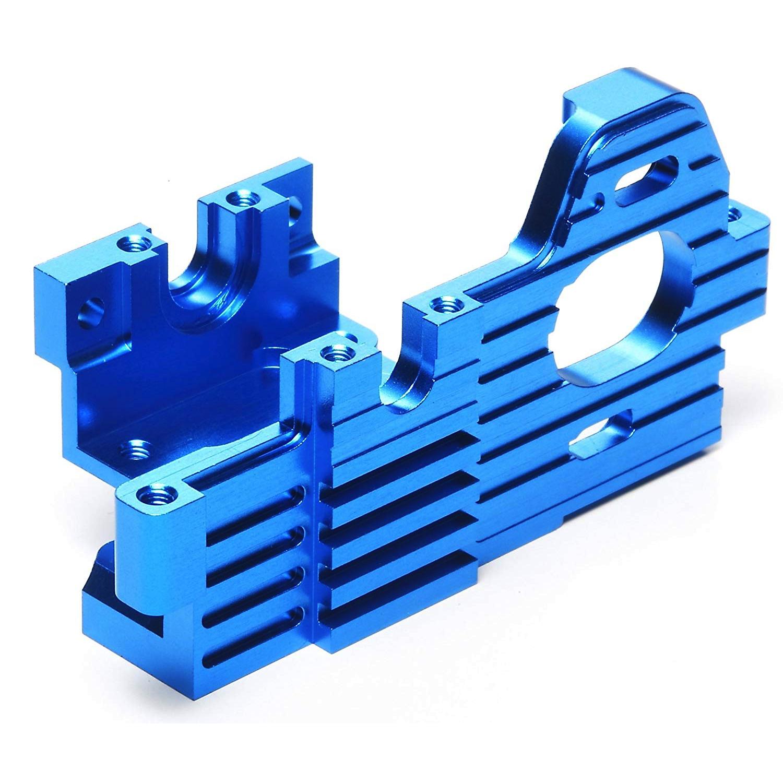 Tamiya 54079 DB01 Aluminium Motor Mount (blu)
