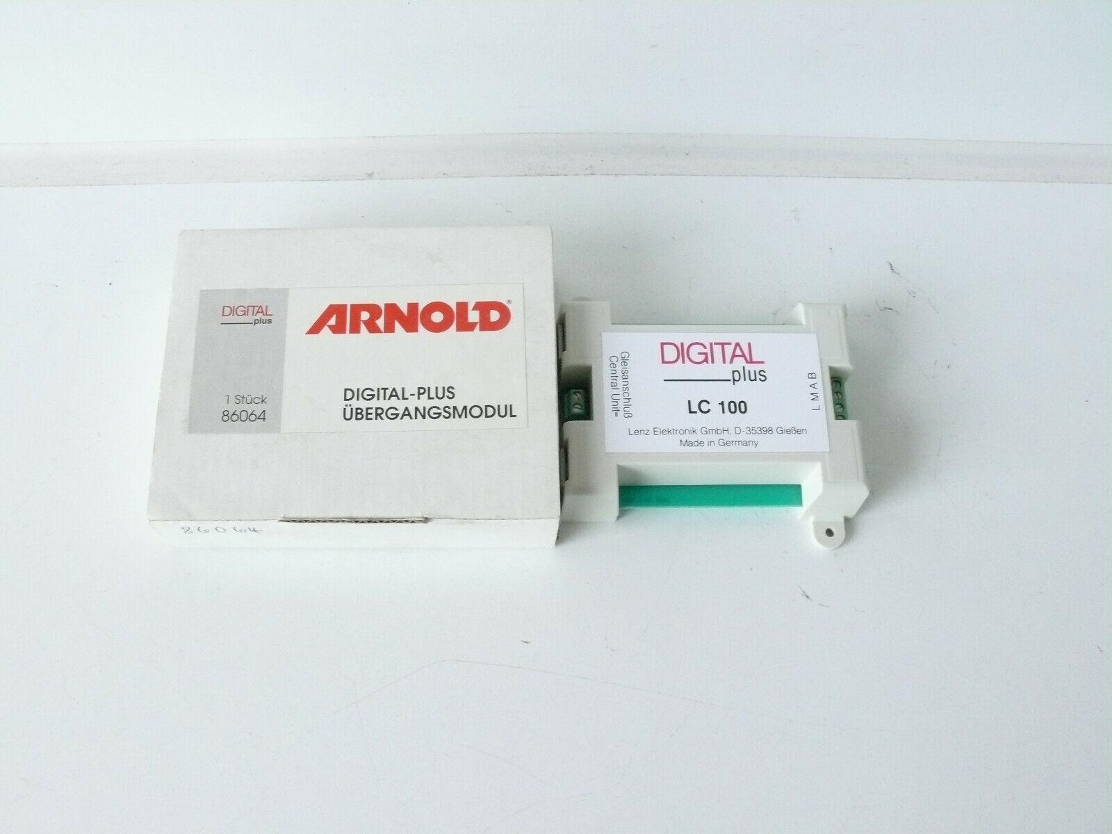 Arnold - 86064 - Dgital Plus Übergangsmodul - Neu & OVP (272)