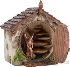 Vivid Arts - MINIATURE WORLD FAIRY GARDEN HOME - Opening Dome House Fairy Door