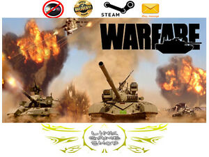 Warfare PC Digital STEAM KEY - Region Free