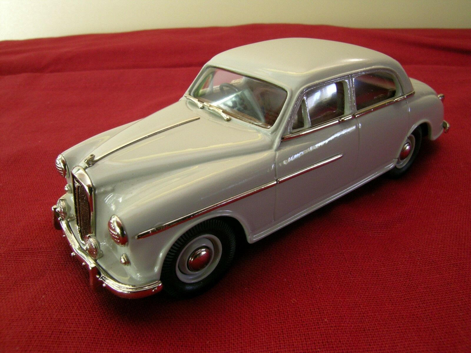LANSDOWNE MODELS LDM60 WOLSELEY 6 90 SERIES 1 1954 COLOUR COLOUR COLOUR GREY + BOX SCALE 1 43 faa3bd