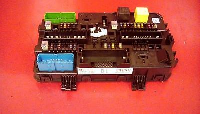 vauxhall astra mk5 h + zafira b rear electric control rec fuse box dl 04-