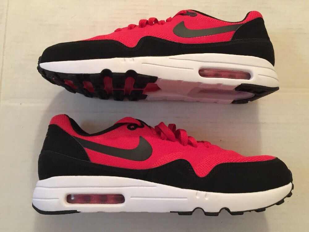 NIKE AIR MAX 1 ULTRA 2.0 ESSENTIAL 875679 600 UNIVERSITY RED Size 10