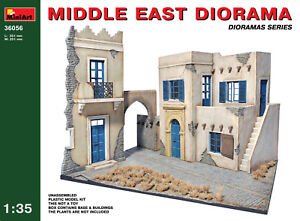 MiniArt-1-35-36056-Middle-East-Diorama-Military-Diorama
