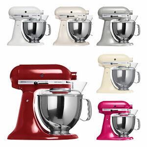 Details zu KitchenAid ARTISAN Küchenmaschine 5KSM150PSE Factory Serviced  4,8L