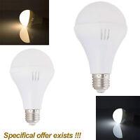 Pack E26 E27 Bulb High Energy Saving White Bright Light Lamp 5/7/9/12W 110V 220V