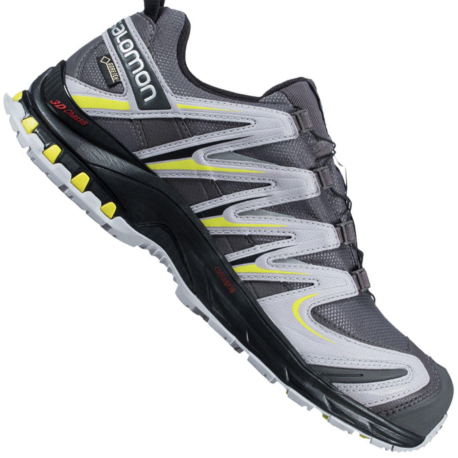 Salomon XA PRO 3D GTX GTX 3D Herren-Laufschuhe Jogging Outdoor-Schuhe wasserdicht NEU 176217
