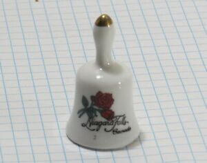 Porcelain-Souvenir-Bell-2-034-Tall-Niagara-Falls-Canada