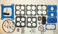 Holley 1850 3310 Carburetor Rebuild Kit 4160 600 750 Secondary Diaph Etoh Resist