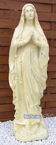 Madonna-HL-Maria-Skulptur-Figur-Statue-Heiligenfigur-Mutter-Gottes-Heiligen-neu