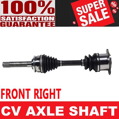 CV Axle Shaft-Original Performance Front Right fits 01-06 Mitsubishi Montero