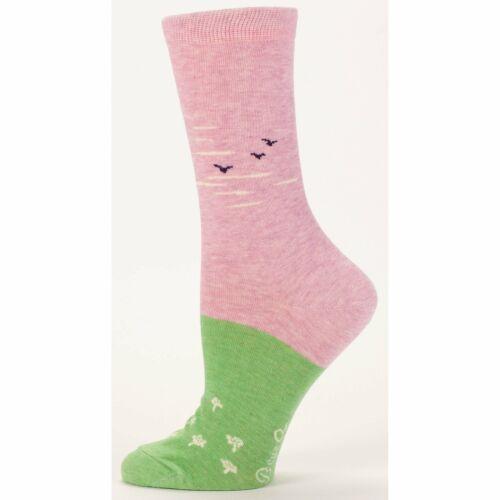 Blue Q Cute But Psycho Socks