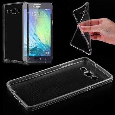 0.3mm Ultra Thin TPU Case Hülle Bumper Tasche Etui TRANSPARENT NEU Silikon Phone