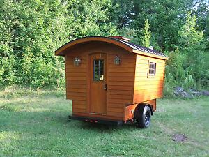 Image Is Loading Tumbleweed Tiny House Vardo Backyard Office