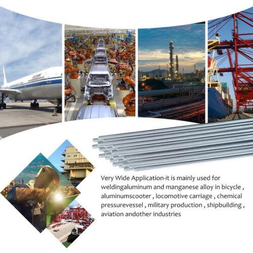 50Pcs Durafix Aluminium Welding Rods Brazing Easy Soldering Low Temperature Tool