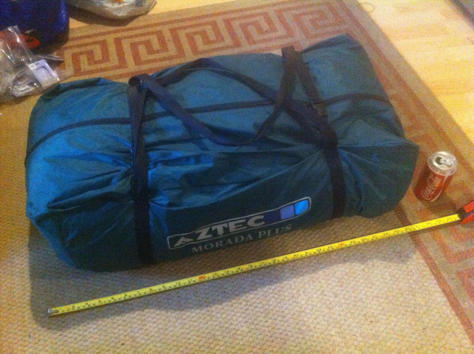 Aztec Morada Plus Dome Tent Fire Retardant 19kg