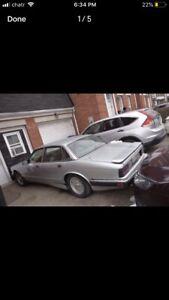 1994 Jaguar XJ6 Black