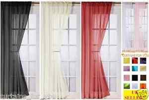 Tradizionali slot superiore tinta unita porta finestra tenda trent