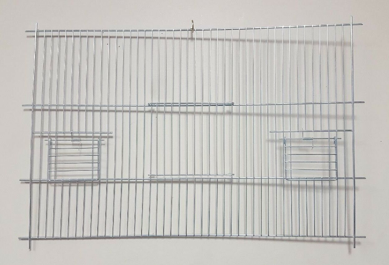 6- DM411 50  20.75  X 12.75  BIRD CAGE FRONTS
