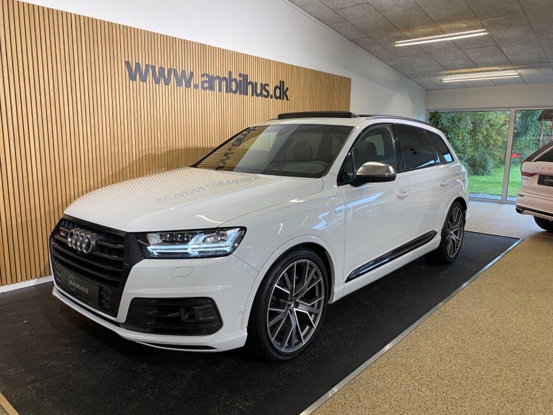 Audi SQ7 4,0 TDi quattro Tiptr. 7prs 5d - 5.460 kr.