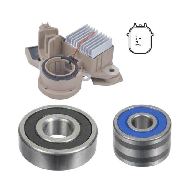 Alternator Rebuild Kit For 2013-2015 Acura ILX, 2012-2015