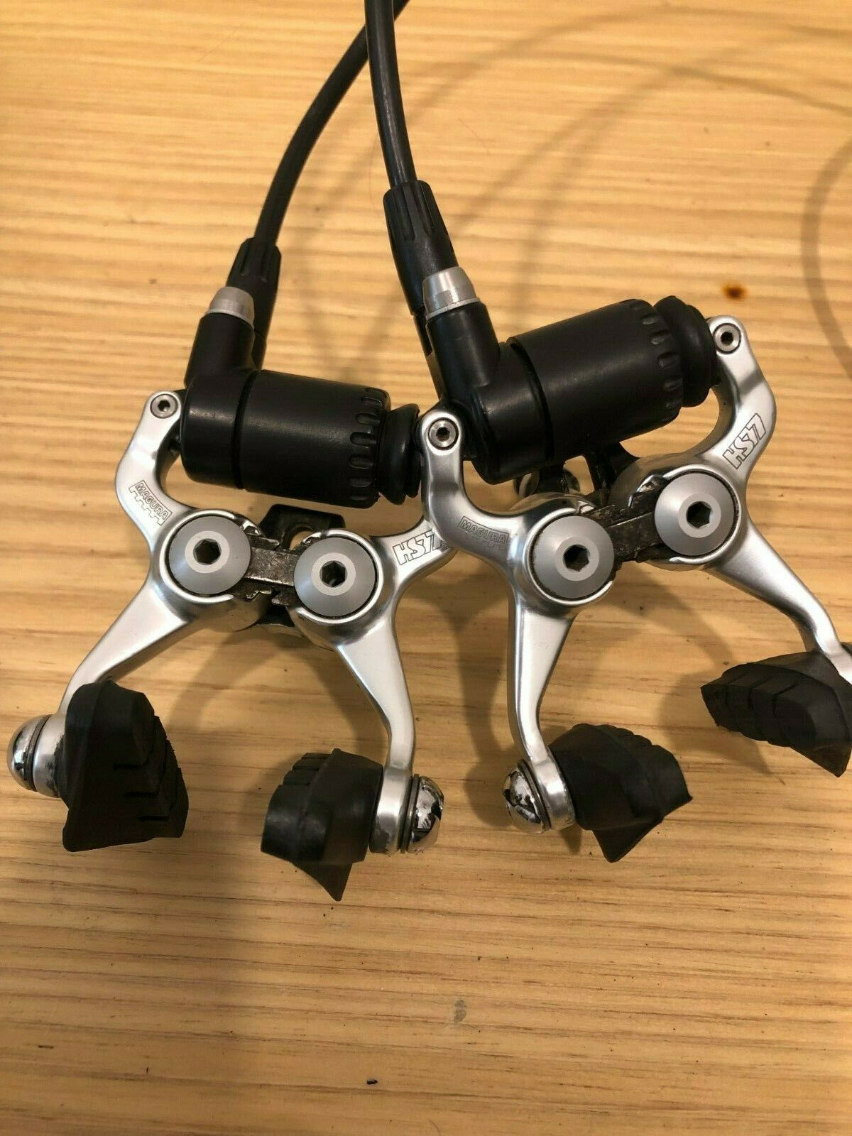 Brakes and levers Magura HS77