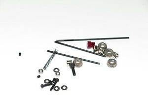L8-0817-team-losi-tlr-8ight-X-buggy-new-brake-throttle-linkage-parts