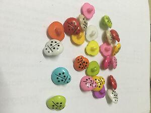 lot-20-bouton-14-mm-coccinelle-multicolore-melange-couture-mercerie-scrapbooking