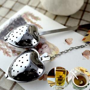 Heart-Shaped-Metal-Steel-Tea-Leaf-Filter-Herbal-Spice-Infuser-Strainer-Spoon-L