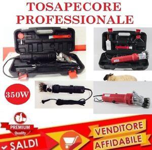 TOSAPECORE-MACCHINA-TOSATRICE-TOSA-PECORE-PECORA-CON-VELOCITA-PROFESSIONALE-350W