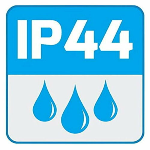 Einbausteckdose IP44 Klappdeckel anthrazit UP Steckdose Feuchtraum Garten