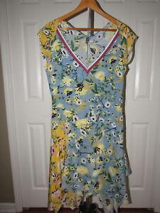 tommy hilfiger silk dress