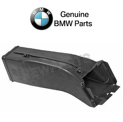 For BMW E39 Pair Set of 2 Front Brake Air Duct Channels For Brakes Genuine